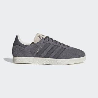 Zapatilla Gazelle Grey Five / Chalk White / Grey Five EE5518