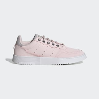 Supercourt Shoes Halo Pink / Halo Pink / Trace Green FV5470