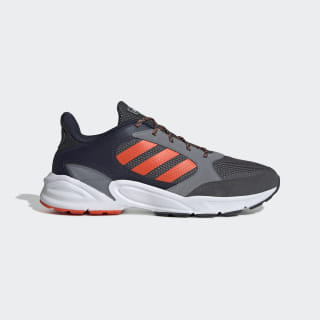 Chaussure 90s Valasion Grey / Active Orange / Legend Ink EE9894