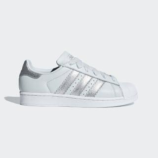 Superstar Ayakkabı Blue Tint / Silver Metallic / Cloud White CG6452