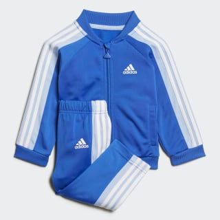 Shiny Track Suit Blue / White / White ED1142