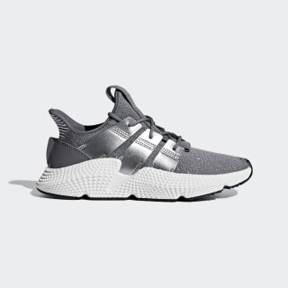 Prophere Shoes Grey Four / Silver Met. / Clear Lilac D96613