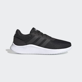 Scarpe Lite Racer 2.0 Core Black / Cloud White / Core Black EG3278