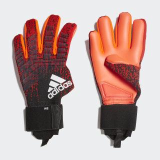 Вратарские перчатки Predator Pro active red / black / solar red DN8580