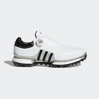 Tour360 EQT Boa Shoes Ftwr White / Silver Met. / Core Black F33619