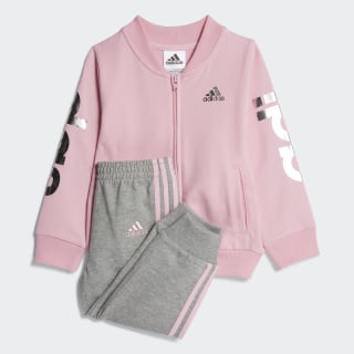 Cotton Jacket Set True Pink CL2025