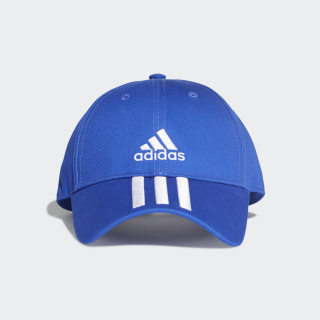 Gorra Tiro Bold Blue / White DU1989