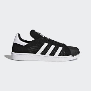 Superstar Primeknit Shoes Core Black / Cloud White / Core Black BY8706
