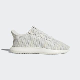 Tubular Shadow Shoes Grey / Running White / Raw Green B37714