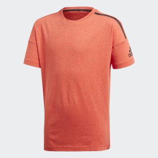 T-shirt adidas Z.N.E. Orange / Black CF6456