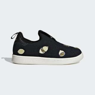 Zapatilla Stan Smith 360 Core Black / Core Black / Off White CG6591