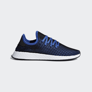 Deerupt Runner Shoes Hi-Res Blue / Hi-Res Blue / Core Black B41764