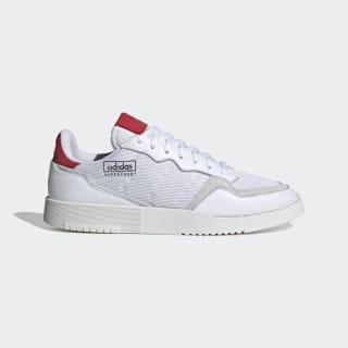Supercourt Shoes Cloud White / Cloud White / Scarlet EF5881