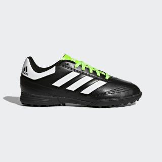Zapatillas de fútbol para césped artificial Goletto 6 CORE BLACK/FTWR WHITE/SOLAR GREEN BB4837