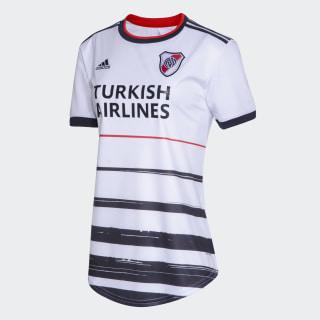 Camiseta Tercer Uniforme River Plate White FH7897
