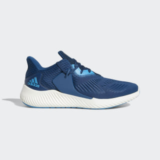 Кроссовки для бега Alphabounce RC 2 m legend marine / shock cyan / cloud white D96514