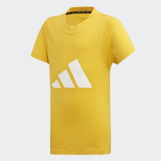 The Pack Tee Active Gold / White ED4650