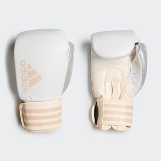 Hybrid 200 Dynamic Fit Boxing Gloves White /  White CJ9782