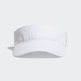Crestable Heathered Visor White DT3140