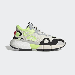 Chaussure POD-S3.2 ML Off White / Core Black / Hi-Res Yellow EE6439
