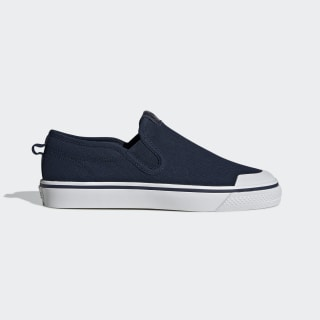 Nizza Slip-on Shoes Collegiate Navy / Collegiate Navy / Crystal White F34911