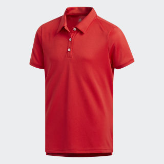Tournament Polo Shirt Collegiate Red CD3734