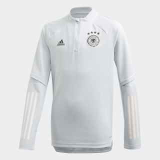 Тренировочный джемпер сборной Германии Clear Grey FS7042
