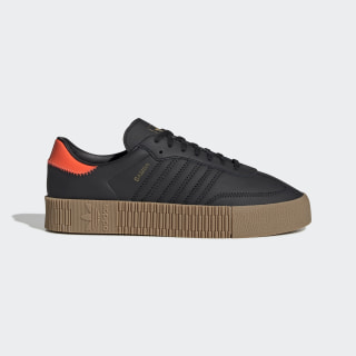 SAMBAROSE Shoes Core Black / Core Black / Solar Red EE7156