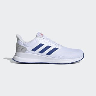 Sapatos Runfalcon Cloud White / Collegiate Royal / Active Red EF0148