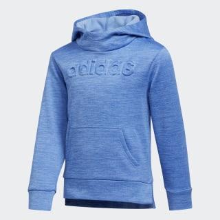 EMBOSS HOODIE Medium Blue CM0260