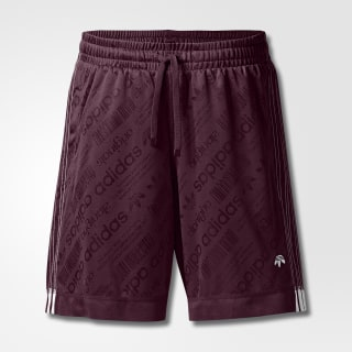 AW Soccer Shorts Maroon BR0238