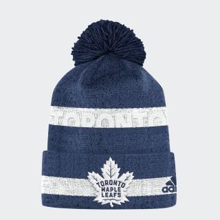 Maple Leafs Team Cuffed Pom Beanie Nhl-Tml-522 CX3127