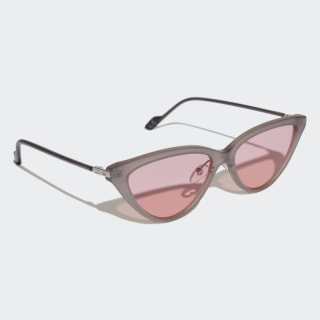AOK006 Sunglasses Grey / Silver Metallic / Mystery Ruby CK4095