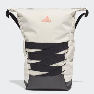4CMTE ID Backpack Alumina / Black / Solar Red FJ6606