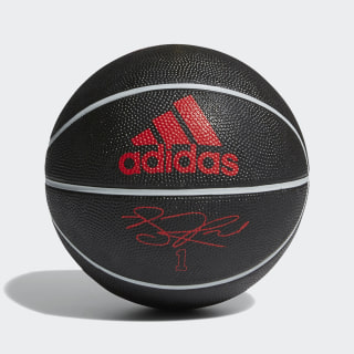 Rose Signature Mini Basketball Scarlet / Black / Stone AZ3980