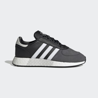 Tenis Marathon Tech Core Black / Cloud White / Grey Six EF4396