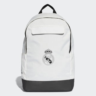Real Madrid Backpack Core White / Black CY5597