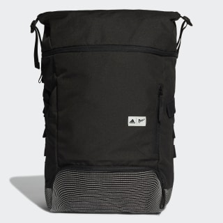 4CMTE Mega Parley Backpack Black EJ9029