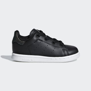 Stan Smith Ayakkabı Core Black / Core Black / Cloud White CG6682