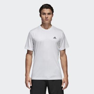 Camiseta Approach WHITE/BLACK AZ4077