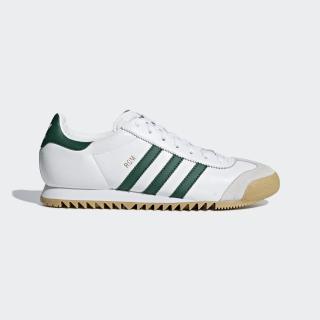 Rom Schuh Cloud White / Collegiate Green / Grey One CG5990