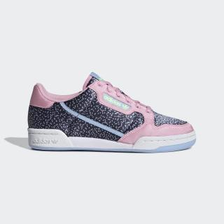 Continental 80 Schuh True Pink / Collegiate Navy / Glow Blue EE5060