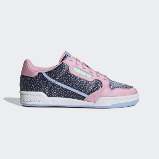 Continental 80 Shoes True Pink / Collegiate Navy / Glow Blue EE5060