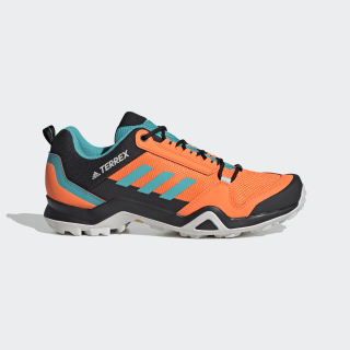 Terrex AX3 Hiking Shoes Solar Orange / Core Black / Grey One FU7825