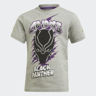 Футболка Marvel Black Panther Medium Grey Heather / Active Purple ED6459