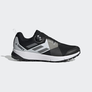 Tenisky Terrex Two Boa GORE-TEX Trail Running Core Black / Grey Four / Cloud White F97634
