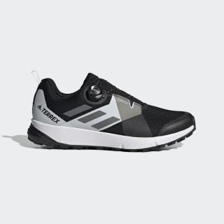 Terrex Two Boa GORE-TEX Trail Running Shoes Core Black / Grey Four / Cloud White F97634