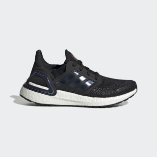 Ultraboost 20 Shoes Core Black / Boost Blue Violet Met. / Cloud White EG4861