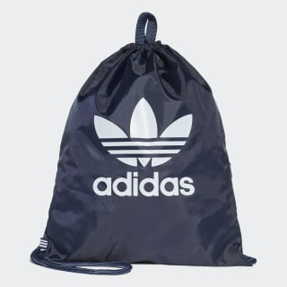 Trefoil Gym Sack Collegiate Navy BK6727