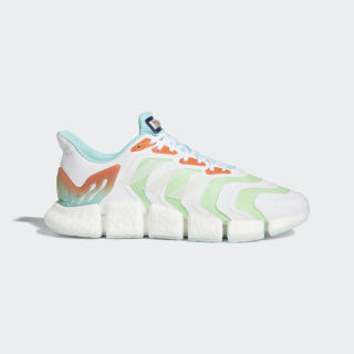 Кроссовки для бега Climacool Vento Cloud White / Orbit Grey / Active Orange FX7843